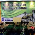 Majlis Hari Raya 2015